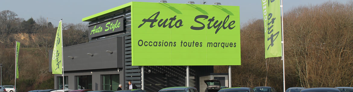 Photo de la concession Autostyle Lorient